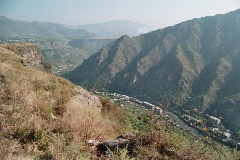 Armenien Osterreise