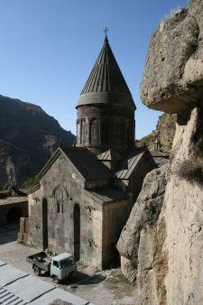 Felsenkloster Geghard (© CH)