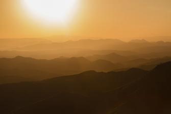Ende der Äthiopien-Reise in den Semien Bergen