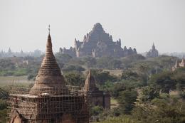 Myanmar Erlebnisreise -Myanmar individuelle Rundreise -Tal der 1000 Pagoden - Bei Bagan - Myanmar
