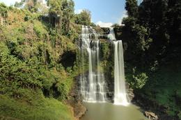 Tad Yuand Wasserfall - bei Pakse - laos