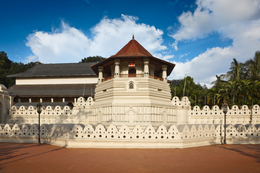 Sri Lanka Rundreise -Zahntempel - Kandy - Sri Lanka