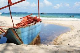 Strand - Kambodscha
