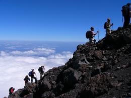 Aufstieg zum Pico de Fogo - Insel Fogo - Kap Verde