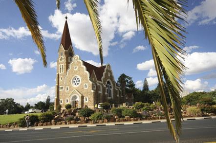 Christuskirche - Windhoek - Namibia
