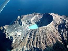 Neuseeland Rundreise - Vulkaninsel - White Island