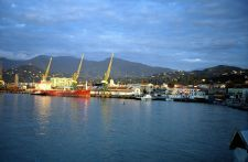 Hafenstadt Batumi am Schwarzen Meer (© HS)