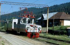 Schmalspurbahn nach Bakuriani (© HS)