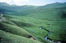 Wanderung zum Tabatzkuri-See (© HS)
