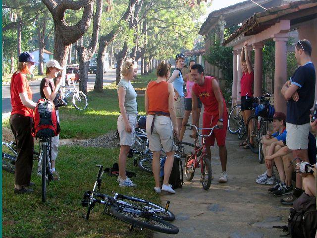 Cuba cycling -  Kuba Radreisen