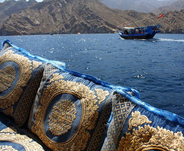 Oman - Dhofar & Musandam -  Oman Wüstentour