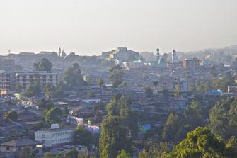 Äthiopiens Hauptstadt Addis Abeba