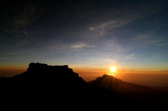 Ende Ihrer Tansania-Reise und Rückflug nach Deutschland