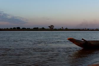 Flussfahrt auf demTsiribihina in Madagaskar