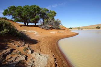 Namib Naukluft Park, Namibia Gruppenreise