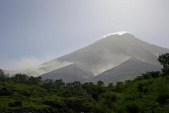 Pico de Fogo Besteigung, Kap Verde <br>
