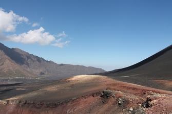 Pico Pequenho, Insel Fogo, Kap Verde<br>