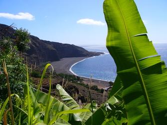 Wanderung von Ponto do Sol nach Cruzinha auf den Kapverden