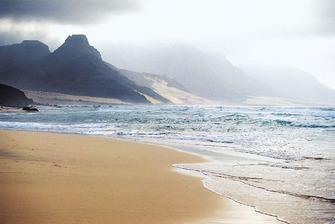 Ende der Kapverden Reise auf der Insel Sal