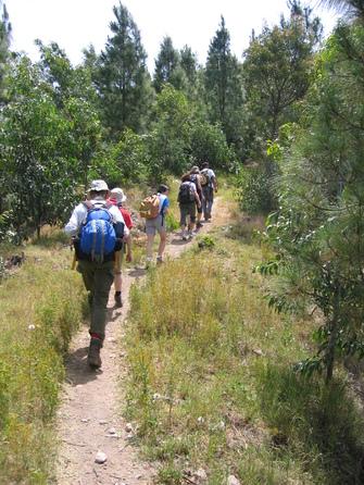 Wandern auf der Wanderinsel Santo Antao auf den Kapverden