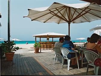 Zeit am Meer auf den kapverdischen Inseln