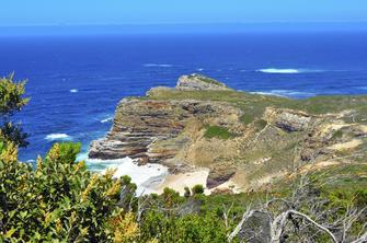 Südlichster Punkt Afrikas, das Kap der guten Hoffnung in Südafrika