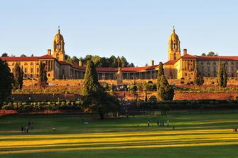 Sehenswürdigkeit in Pretoria in Südafrika