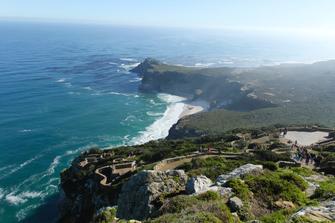 Kap der guten Hoffnung in Kapstadt in Südafrika