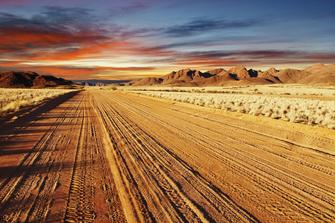 Ende Ihrer Namibia-Reise und Rückflug.