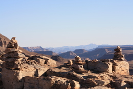 Landschaft am Canyon - Fish River Canyon - Namibia