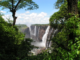 Simbabwe Rundreise -Rundreise durchs Suedliche Afrika - Victoria Falls - Zimbabwe