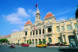 Stadthalle - Saigon - Vietnam