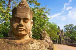 Angkor Wat - Siem Reap - Kambodscha
