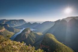 Blyde River Canyon - Panoramaroute -Suedafrika