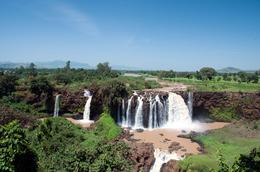 Blue Nile Falls - Uganda