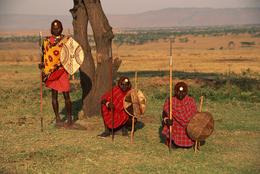 Masai - Masai Mara - Kenia