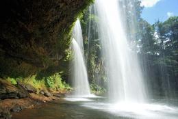 Wasserfall - Laos