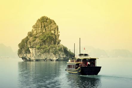 Halong Bucht - Halong - Vietnam