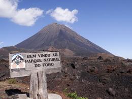 Pico do Fogo - Nationalpark Fogo - Kapverden Gruppenreise