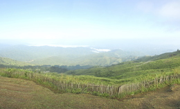 Landschaft - Goldenes Dreieck - Thailand.