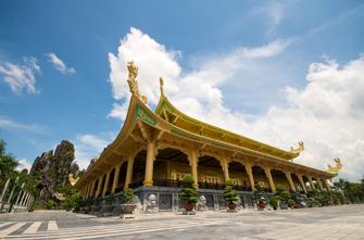 Aktivreise Vietnam Kambodscha -Vietnam Gruppenreise -Vietnam Rundreise - Dai Nam Tempel - Saigon