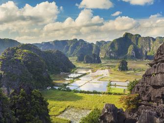 Vietnam individuell -Individualreise Vietnam -Vietnam Gruppenreise -Trockene Halongbucht - Tam Coc