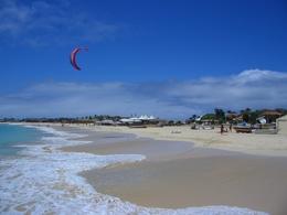 Strand - Insel Sal - Kapverden Reisen