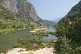 Nam Ou Fluss - Nong Khiaw - Laos
