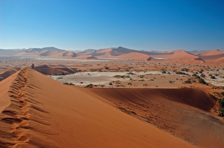 Duene - Sossusvlei - Namibia