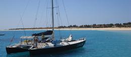 Segelboot - Sal - Kap Verde