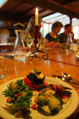 Speisen in Neuseeland